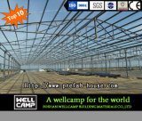 Colorear el almacén de la estructura de acero de hoja de acero para la venta