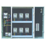 Eenfasige Meter Box voor 6PCS Meters