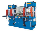 Produzione professionale della macchina di formatura di pressione di olio del modello della pista di vuoto dei prodotti di gomma medici