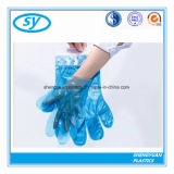 Los guantes disponibles claros plásticos venden al por mayor