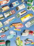 Automatische Htz120 Verpackungsmaschine im pharmazeutischen Karton