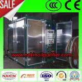 Apparatuur zyd-200 van het Recycling van de Olie van de Transformator van de hoge Efficiency Vacuüm