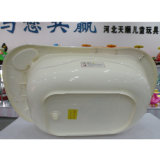 Китайский ушат ванны детей с отверстием дренажа для сбывания