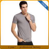 Kundenspezifische Qualität weiches T-Shirt Bambus