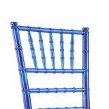 Blauwe AcrylStoel Chiavari voor Huwelijk en Gebeurtenis