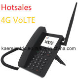 WiFiのホットスポット4G人間の特徴をもつVolteのデスクトップの電話