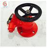 BS5041 Hidrante flangeado Válvula de desembarque