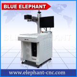 Ele 200 높은 정밀도 3D 소형 섬유 Laser 표하기 기계