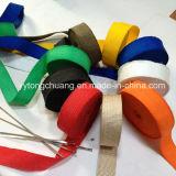 Envoltório colorido do calor de Turbo do encabeçamento da exaustão da fibra de vidro