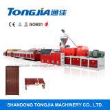 Máquina de extrusión de extrusión de placa de panel de puerta WPC (JG-MSC)