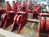 판매를 위한 바다 공급자 주철강 롤러 사슬 마개