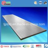 piatto dell'acciaio inossidabile 201 304 316 per materiale da costruzione