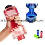 Бутылка воды пригодности чашки право