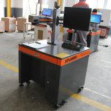 Indicatore da tavolino del laser della fibra per la targhetta 20W 30W 50W