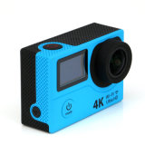 Kamera Gopro Hero4 Art WiFi Mini-DV des Sport-4k Sport-Kamera
