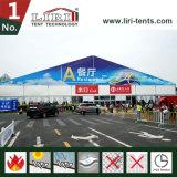 grands tente d'exposition de 50X100m pour le salon et juste