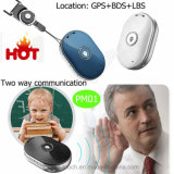 Le plus récent Mini étanche IP66 GPS tracker en fonction SOS Pm01