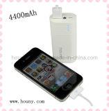 携帯電話用ユニバーサル 4400mAh 携帯電話緊急用バッテリ