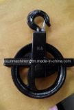 Блок черноты Sheave чугуна с защитной рамкой