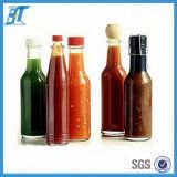 Cuisine de qualité 150 Ml 180 Ml Bouteilles de sauce chaude Bouteilles de verre de poivre