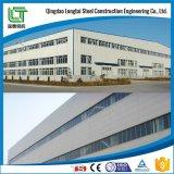Estructura de acero fabricada con el panel de emparedado o el solo panel