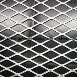 Raised Aluminium Expanded Metal Mesh