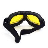 Antiauswirkung PC Objektiv widergespiegelte Schutzbrillen für Schmutz-Fahrrad-Reiten
