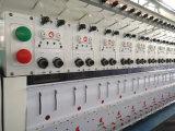 El acolchar de la pista 42 y máquina del bordado