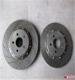 Maschinell bearbeitete Selbstauto-Ersatzteile für vordere Bremsen-Platten für Ford 6169972
