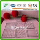 5.5mm-6.5mm liberi/tinti/grigio/bronzo/Brown/grigio/azzurro/vetro modellato collegato verde di Nashiji/vetro ignifugo/vetro ignifugo/vetro ignifugo