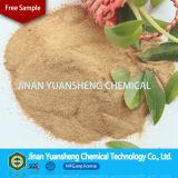 Poly naftaleno sulfonato de sodio como hormigón Superplasticizer mezclas.