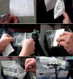 El vinilo de PVC impermeable troqueladas lado carrocería Sticker Design
