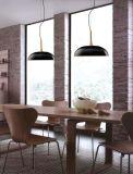 Una buena calidad de madera Moderno colgante de metal de luces (21162-1 MD-500)