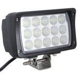 45W 6 Inch12V 24VランプLED作業照明