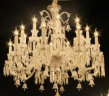 Stijl 28 van het baccarat de Lichte Lamp van de Tegenhanger van de Binnenhuisarchitectuur