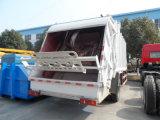圧縮されたごみ収集車336HP Sinotruk 6X4のごみ収集車