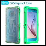 ScrewのSamsung Galaxy S6およびS6 Edgeのための一等級のWaterproof Protective Case Cover