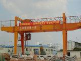 HochleistungsArbeiterklaße-Doppelt-Träger-Portalkran mit ISO-Cer