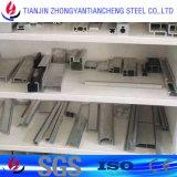 Profilo di alluminio dell'espulsione 6061 T6 nelle azione di alluminio di profilo