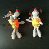 برتقاليّ يرتدى [إكسمس] ظبي جدية هبة انعكاسيّة أمينة لعبة