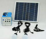 sistema di illuminazione domestico solare di potere 20W nei servizi caldi