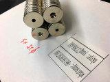 de verzonken permanente magneet van de schijfmagneet D25X3