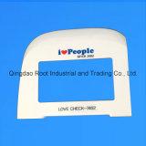 Pièces en plastique pour carte de crédit Swiper