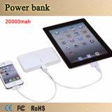 De super Mobiele Bank 20000mAh van de Macht