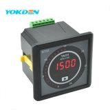 Display LED digital medidor de rpm do motor
