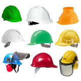 カスタマイズされた産業プラスチック安全ヘルメットの注入型