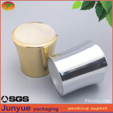 24 tapas materiales de la botella de Lotin del encierro del casquillo de la tapa del disco de la prensa de la loción de 415 PP