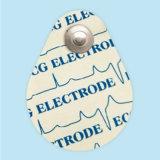 Médicaux jetables électrode ECG avec ce décalage de la FDA