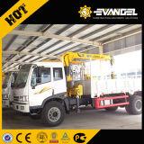 有名な2トンの小さいトラックによって取付けられるクレーン