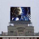 P10 LED du panneau d'affichage de la publicité de plein air à show TV